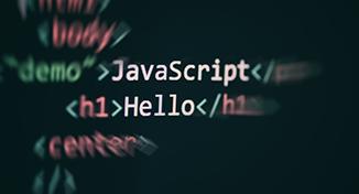 Immagine di hybrid of javascript code and python code