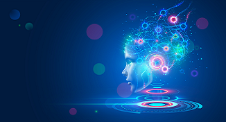 Immagine di a digital human head